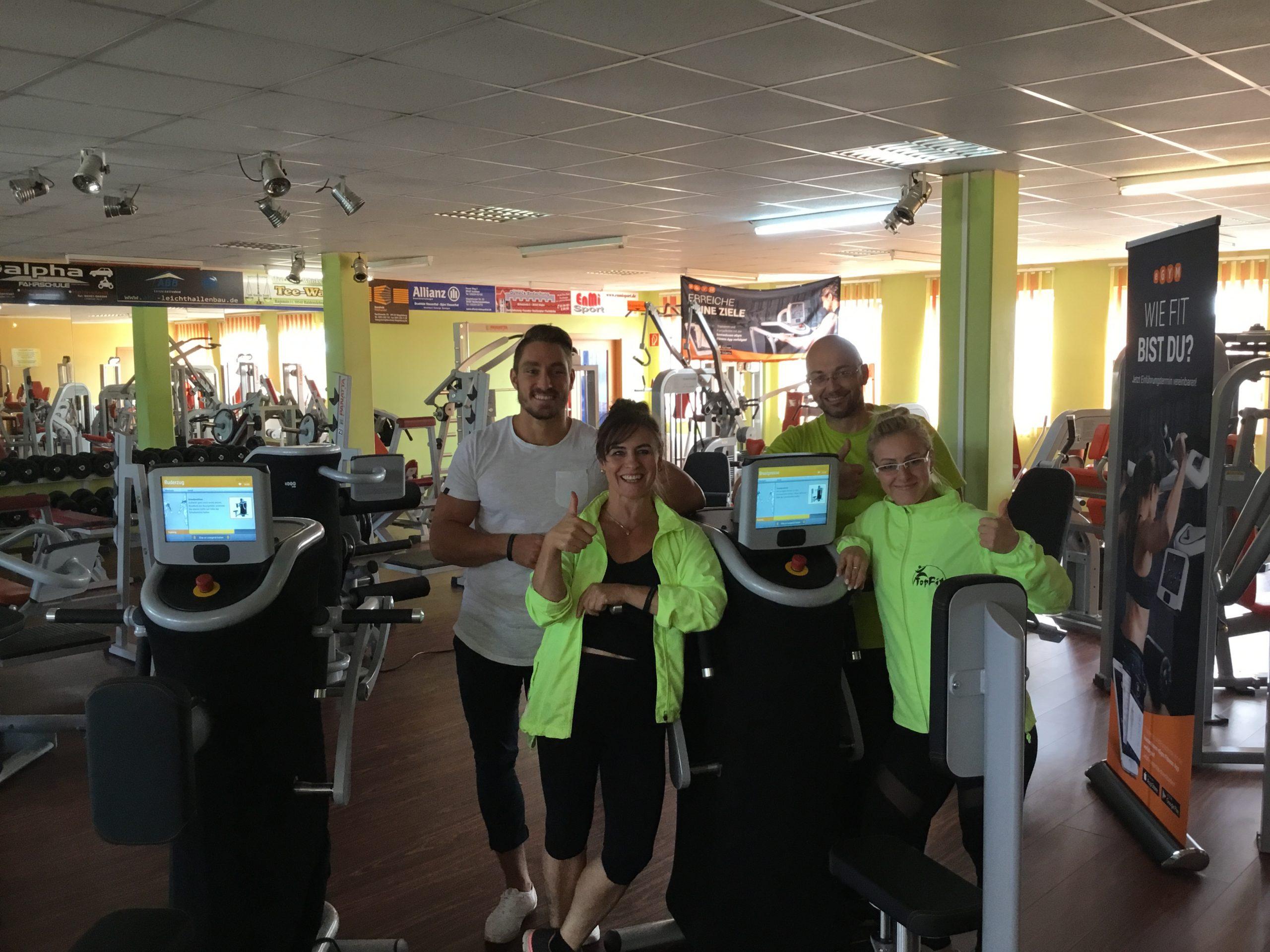 Unser Fitness-& Gesundheitsstudio bietet eine Vielzahl von Kursen, von Bodyworkout's, über Yoga, Pilates, Step bis hin zu Langhantelworkout